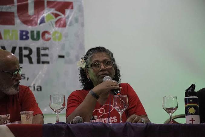 Evento virtual acontece nos dias 12 e 15 de agosto | Foto: Luiza Batista- presidente da FENATRAD