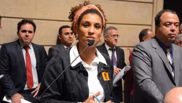 Presos por execução da vereadora deixaram o sisteme prisional | Foto: Arquivo | Câmara do Rio - Foto: Arquivo | Câmara do Rio