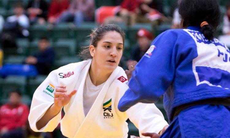 Mayra Aguiar, do judô, busca em Tóquio disputar sua primeira final olímpica da carreira | Foto: Divulgação | CBJ - Foto: Divulgação | CBJ