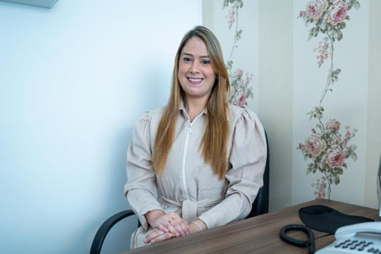 Nathale Prates é médica endocrinologista - Foto: Divulgação