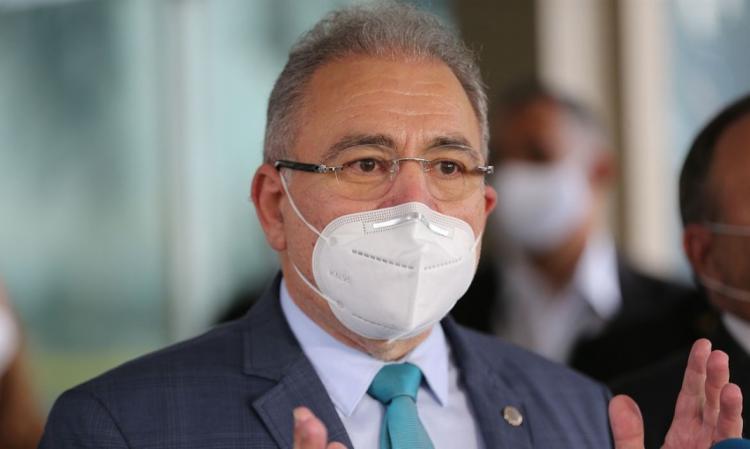 Decisão de rescindir contrato de compra da Covaxin foi tomada pelo ministro Marcelo Queiroga | Foto: Divulgação - Foto: Divulgação