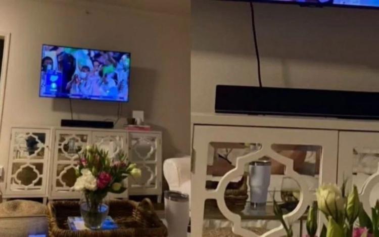 Vídeo da jovem viralizou no TikTok | Foto: Reprodução - Foto: Reprodução