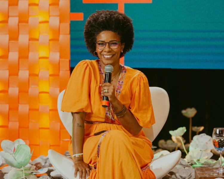 Apresentadora e jornalista comanda atração que irá ao ar aos domingos | Foto: Divulgação - Foto: Divulgação