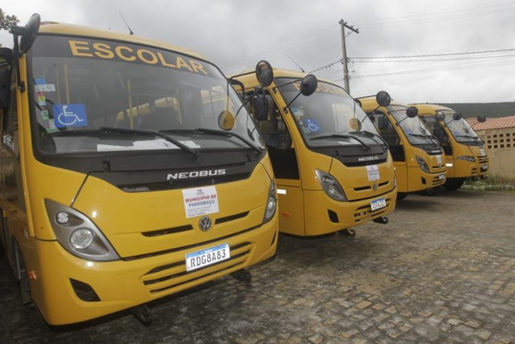 Agenda inclui entrega de 11 ônibus escolares para municípios da região | Foto: Alberto Coutinho | GOVBA