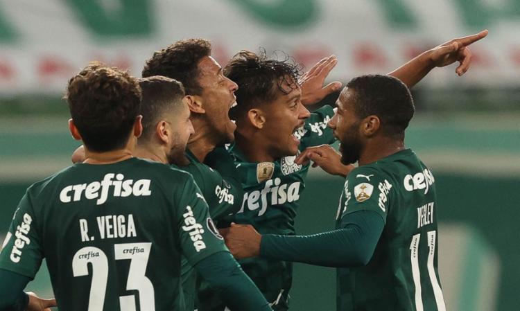Verdão bate Católica de novo e encara São Paulo por vaga na semifinal | Foto: Cesar Greco | Palmeiras - Foto: Cesar Greco | Palmeiras