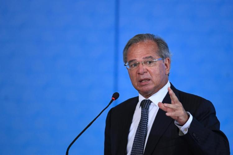 Paulo Guedes, decidiu condicionar as mudanças no Imposto de Renda (IR) a uma proposta de corte de subsídios | Foto: Divulgação - Foto: Divulgação