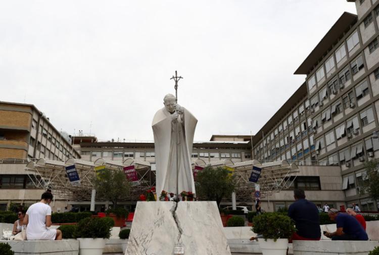 Falsos intermediários do Vaticano propunham empréstimos ou compras de bens de empresários em crise, revelaram os investigadores | Foto: Isabella Bonotto | AFP - Foto: Isabella Bonotto | AFP