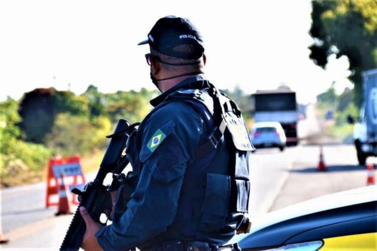 Policiais rodoviários recebem treinamento para buscar indícios de tráfico de pessoas nas estradas brasileira - Foto: Divulgação