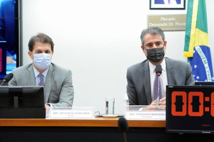 ARTHUR MAIA DEFENDE FIM DAS FÉRIAS DE 60 DIAS PARA JUÍZES E PROMOTORES