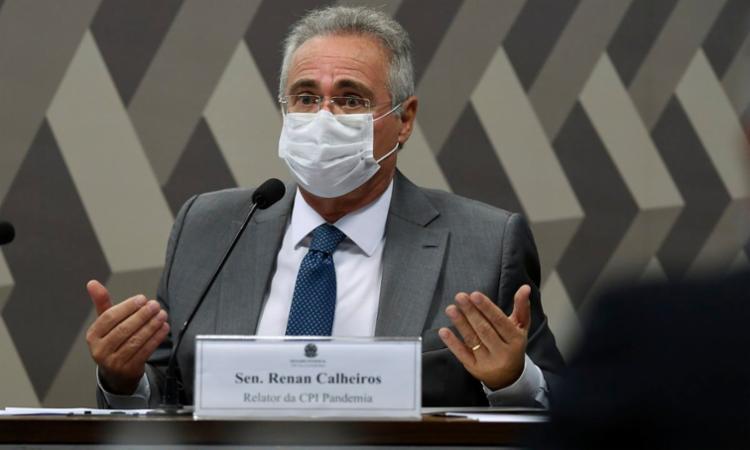 Senador Renan Calheiros teria recebido R$ 1 milhão em propina da Odebrecht em 2012   Foto: Edilson Rodrigues   Agência Senado - Foto: Edilson Rodrigues   Agência Senado