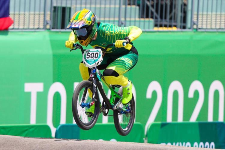 Em sua terceira participação nos Jogos Olímpicos, essa é a primeira vez que o carioca chega nesta fase | Foto: Wander Roberto | COB - Foto: Wander Roberto | COB