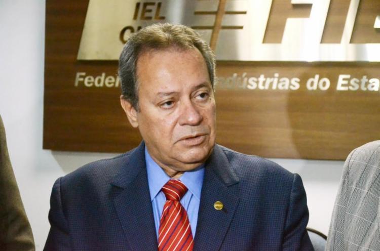 Ricardo Alban, presidente da Federação das Indústrias da Bahia (Fieb) - Foto: Divulgação