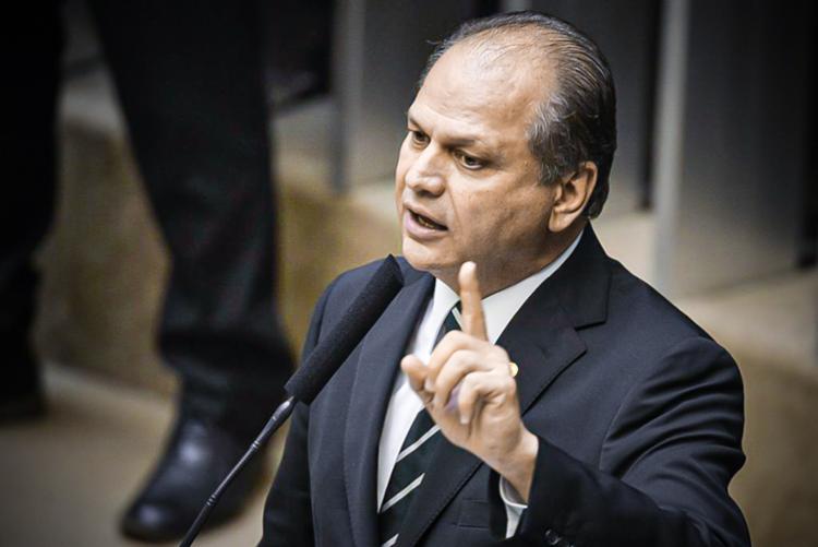 Ricardo Barros foi companheiro de bancada de Bolsonaro no PP   Foto: Valter Campanato   Agência Brasil - Foto: Valter Campanato   Agência Brasil
