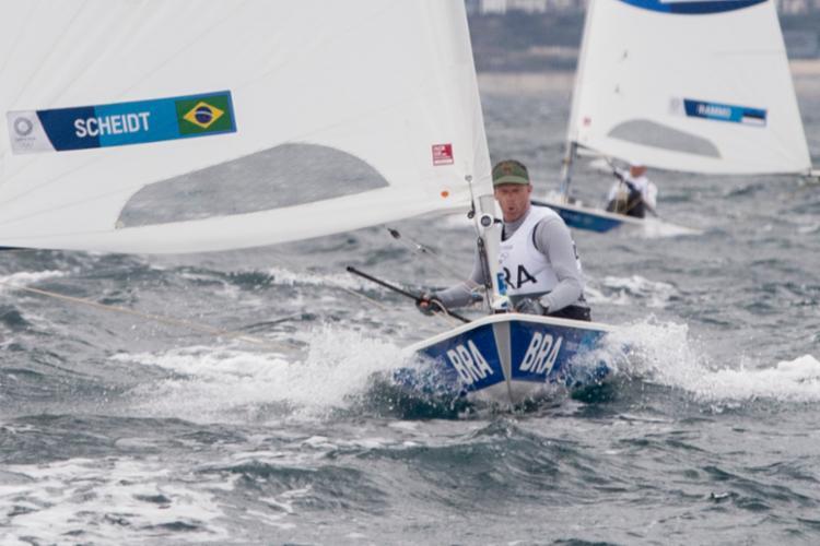 O brasileiro segue firme em busca da sétima medalha olímpica da carreira | Foto: Julio Cesar Guimarães | COB - Foto: Julio Cesar Guimarães | COB