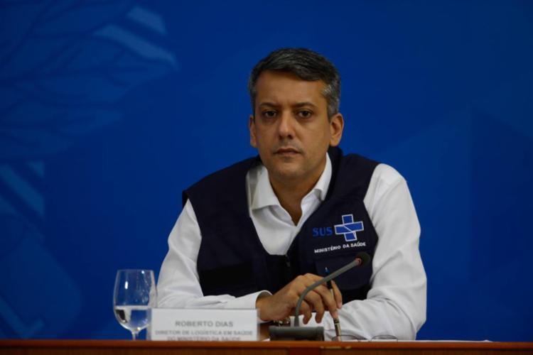 Foram encontradas 135 ligações entre Dias e a CEO da VIC Operadora Logística | Foto: Marcello Casal Jr | Agência Brasil - Foto: Marcello Casal Jr | Agência Brasil