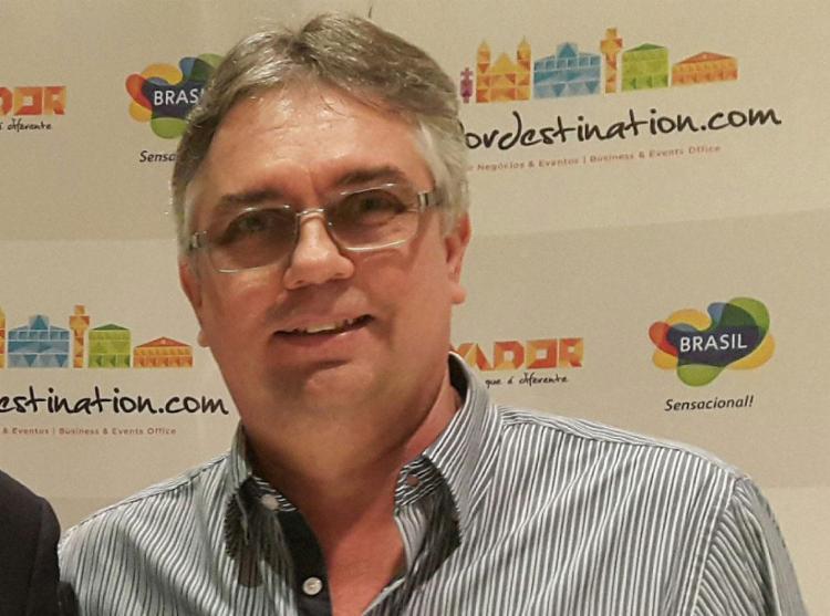 Roberto Duran, presidente da Salvador Destination | Foto: Divulgação - Foto: Divulgação
