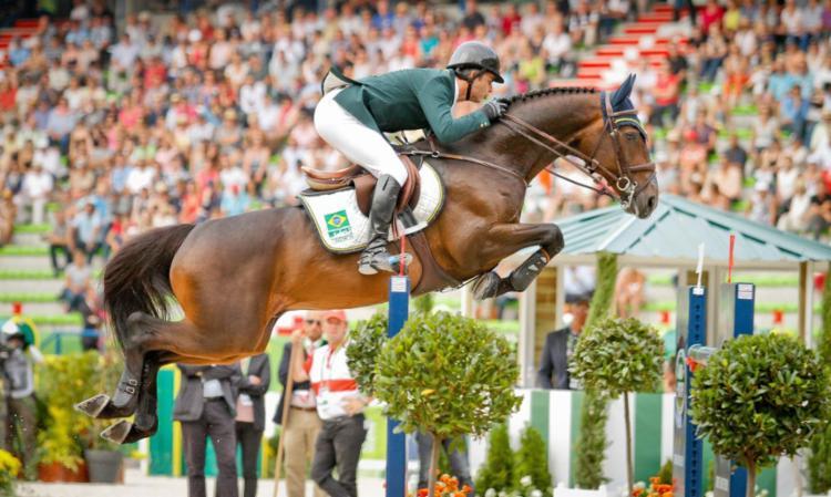 Ouro em Atenas (2004), atleta disputará sétima Olimpíada da carreira | Foto: Luis Ruas | CBH - Foto: Luis Ruas | CBH