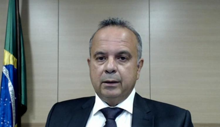 Rogério Marinho está internado em Teixeira de Freitas | Foto: Reprodução | Inter TV Cabugi - Foto: Reprodução | Inter TV Cabugi