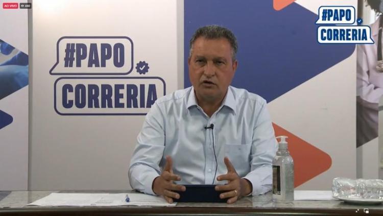 O anúncio foi feito durante transmissão especial do Papo Correria   Foto: Reprodução   Youtube - Foto: Reprodução