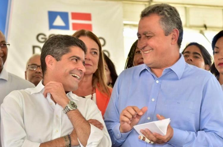 Governador afirmou que Eduardo Leite está pescando em área que não tem peixe   Foto: Valter Pontes/Secom - Foto: Valter Pontes/Secom