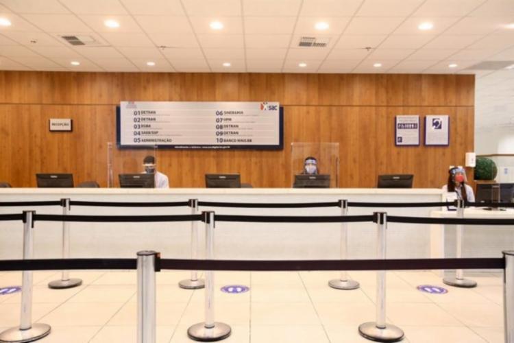 Atendimento na Rede SAC é feito apenas por agendamento | Foto: Paula Fróes | GOVBA - Foto: Paula Fróes | GOVBA