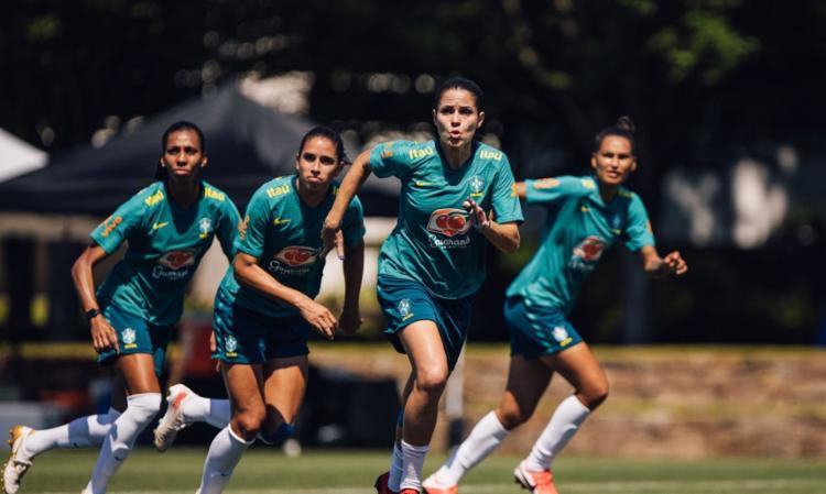 Ela colabora com baixa média de gols sofridos na era Pia Sundhage | Foto: Sam Robles | CBF - Foto: Sam Robles | CBF