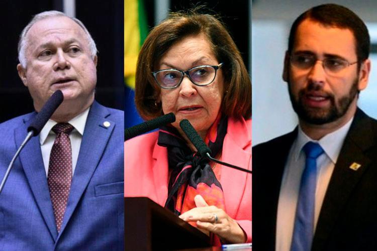 Presidentes do DEM, PSB e PT na Bahia defendem consulta popular para mudar atual sistema de governo do País | Fotos: Divulgação - Foto: Divulgação