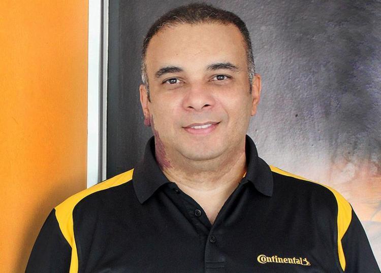 Sérgio Rocha, vice-presidente da Planta da Continental Pneus de Camaçari   Foto: Divulgação - Foto: Divulgação