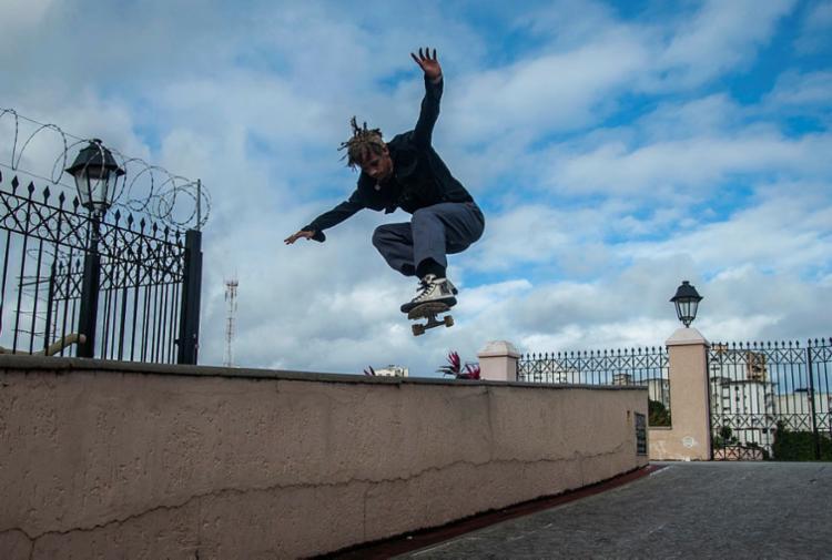 Felipe Oliveira: estilo e performance no pelourinho   Foto: Felipe Iruatã   Ag. A TARDE - Foto: Felipe Iruatã   Ag. A TARDE