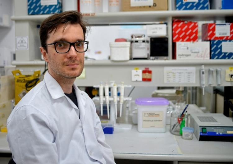 Tiago Graf, doutor em biotecnologia e biociências da Fiocruz   Foto: Shirley Stolze / Ag A Tarde - Foto: Foto: Shirley Stolze / Ag A Tarde