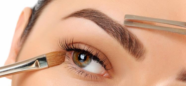 Serviços voltados para a beleza dos olhos estão sendo mais procurados com o uso de máscaras   Foto: Reprodução   Pinterest - Foto: Reprodução   Pinterest