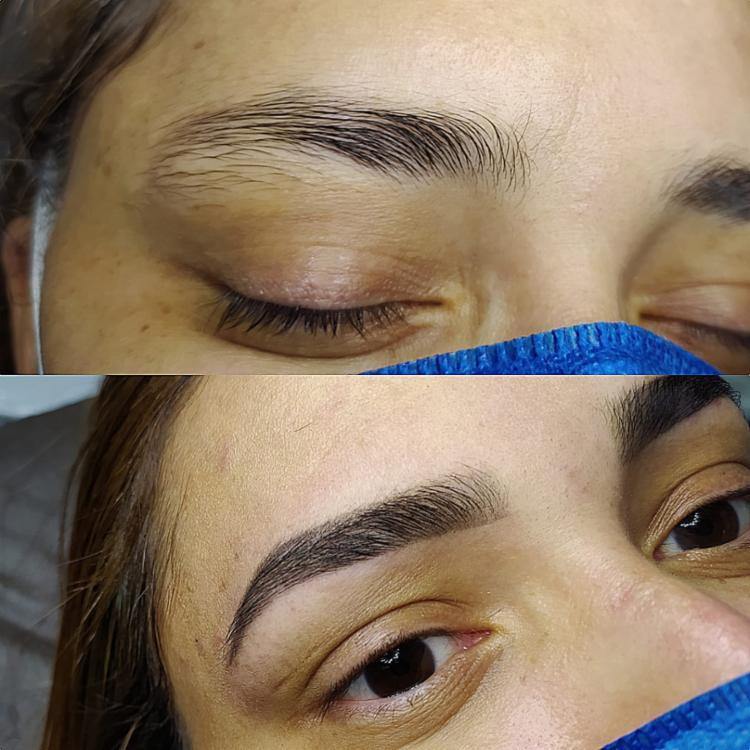 Serviços para sobrancelhas estão obtendo aumento da procura   Foto: Divulgação   Sobrancelha Mania
