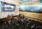 Sessões plenárias presenciais são retomadas na Assembleia Legislativa da Bahia | Foto: Sandra Travassos/ALBA