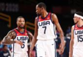 Basquete: EUA e França disputarão a final do torneio masculino | Foto: