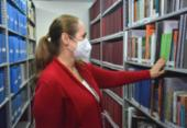 Biblioteca da Fundação Mário Leal Ferreira é reaberta para pesquisas presenciais | Foto: Foto: Otavio Santos/ Divulgação