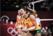 Vôlei: Brasil sofre susto, mas vira contra Comitê Olímpico Russo e avança à semifinal | Foto: Divulgação | Volleyball World