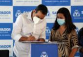 Professores aprovados em concurso de 2019 são empossados em Salvador | Foto: