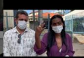 Vereadora de Camaçari denuncia porteiro por agressão | Foto: