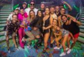 Claudia Leitte recebe Anitta, Xanddy e Carla Perez em show nos EUA | Foto: Reprodução | Instagram