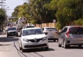 Crescimento acelerado engarrafa trânsito de Buraquinho e atrapalha vida de moradores | Foto: Olga Leiria | Ag. A TARDE
