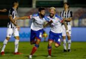 Bahia vence, mas Atlético-MG avança às quartas da Copa do Brasil | Foto: Felipe Oliveira | EC Bahia