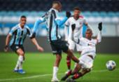 Vitória volta a perder para o Grêmio e se despede da Copa do Brasil | Foto: Lucas Uebel | Grêmio FBPA