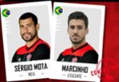 Vitória anuncia dois reforços para sequência da Série B | Foto: Divulgação | EC Vitória
