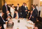 Almoço-debate promovido pelo LIDE Bahia reuniu empresários e políticos em Salvador | Foto: Reprodução