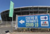 Hospital da Arena Fonte Nova é desmobilizado após atender 2.840 pacientes | Foto: Divulgação | GOVBA