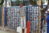 Objetos de demolição são reutilizados em novas obras | Foto: Divulgação