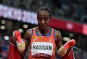 Sifan Hassan dá o primeiro passo para tríplice coroa em Tóquio ao vencer os 5.000 metros | Foto: