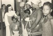 Santa Dulce dos Pobres recebe título de Doutora Honoris Causa | Foto: Cedoc A TARDE/ 27.05.1981
