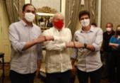 Governador de Pernambuco se reúne com Lula e fala em frente ampla contra Bolsonaro | Foto: Reprodução / Twitter