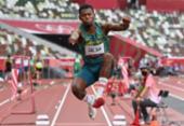 Atletismo: brasileiros não se classificam no salto triplo | Foto: Andrej Isakovic | AFP